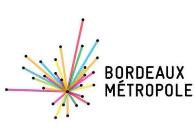 Logo - Bordeaux metropoles