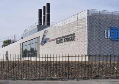 Station de traitement des eaux usées Louis Fargue