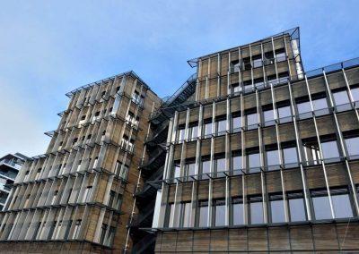 Bâtiment PERSPECTIVE - Groupe Pichet