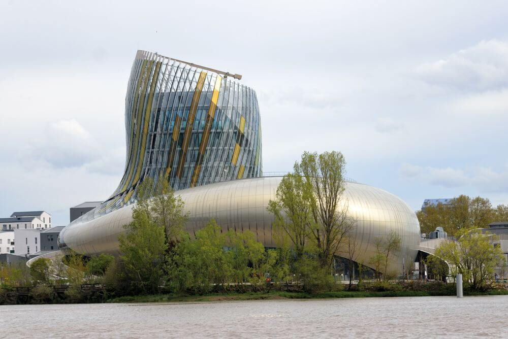 Photo - Cité du Vin de Bordeaux