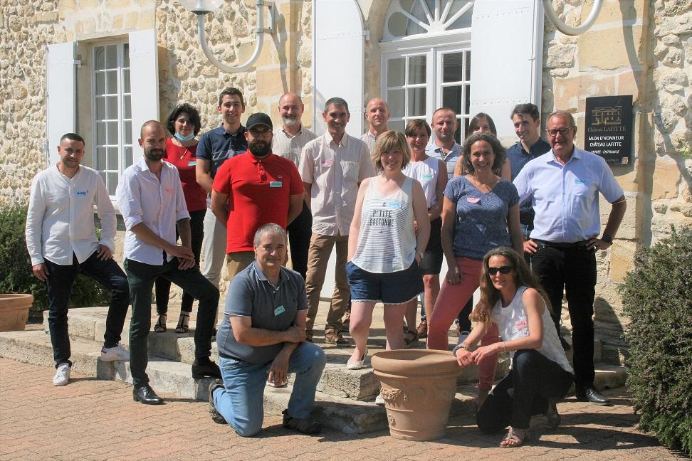 Photo de l'équipe Mixéner